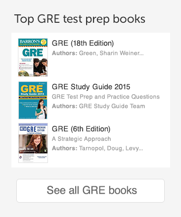 essay book for gre
