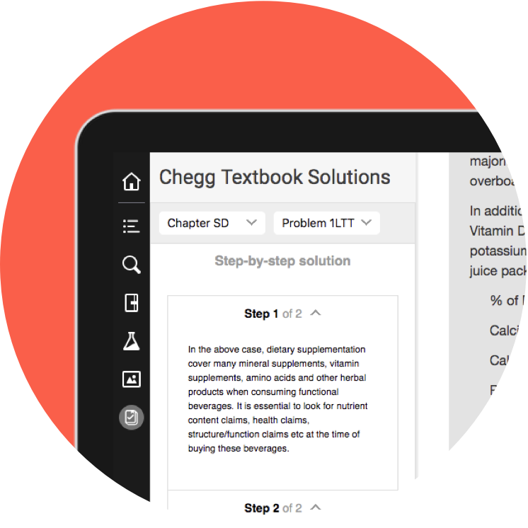 Homework help with Chegg Study