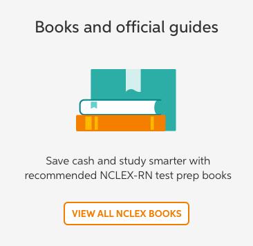 NCLEX-RN-books image