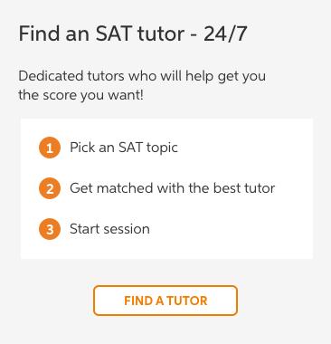 SAT-tutor image
