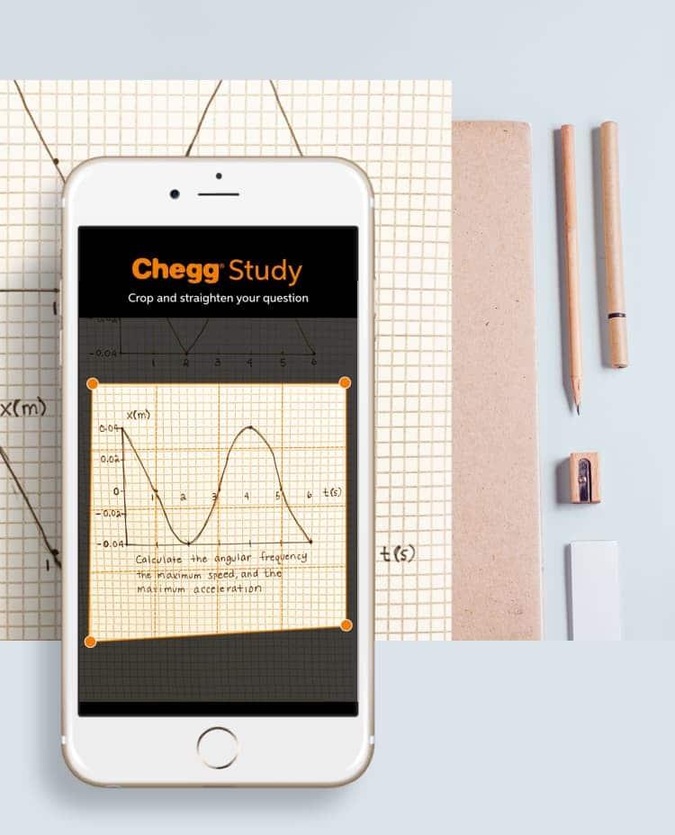 Get Homework Help With Chegg Study | Chegg com